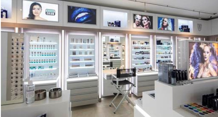 Kryolan Opens New Store in San Francisco