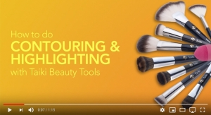 Contouring & Highlighting with Taiki Beauty Tools