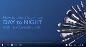 Taiki Cosmetic Brushes for Day to Night