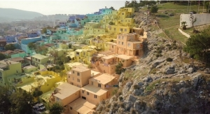 Turkish Town Transformed by AkzoNobel