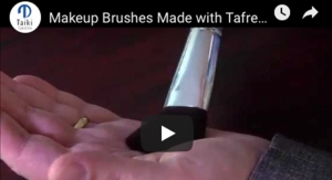 Makeup Brushes Made with Tafre Fiber