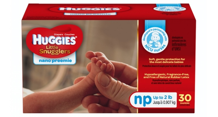 Huggies Awards $80,000 in Grants