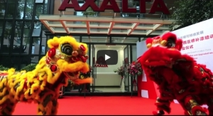 Inauguration of Axalta