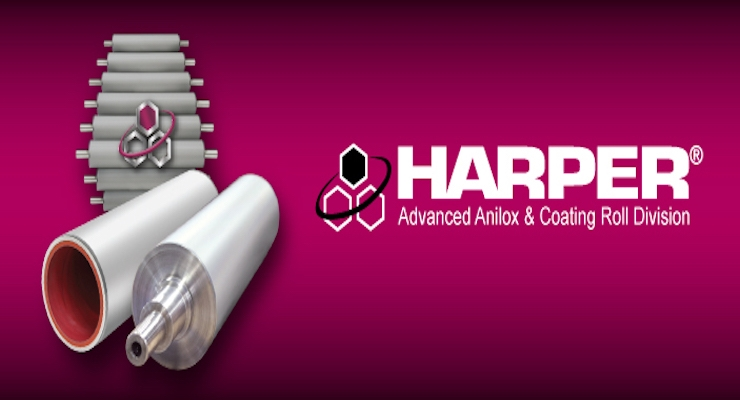 Harper Corporation of America Exhibits at Converters Expo South