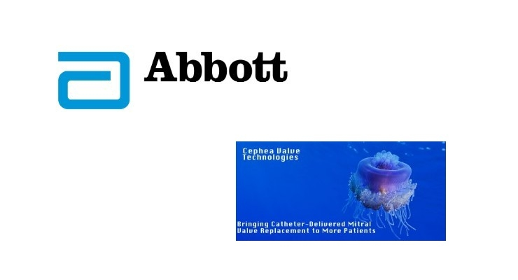 Abbott to Acquire Cephea Valve Technologies