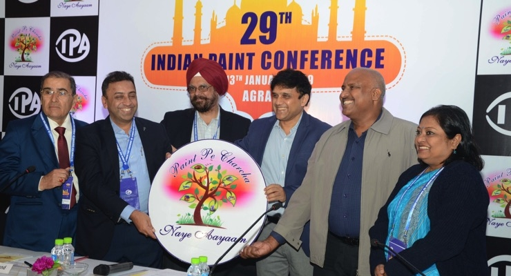 Indian Paint Association Holds 29th Indian Paint Conference