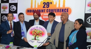 Indian Pant Association Holds 29th Indian Paint Conference