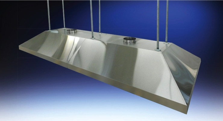 HEMCO Offers Chemical Resistant Canopy Hoods