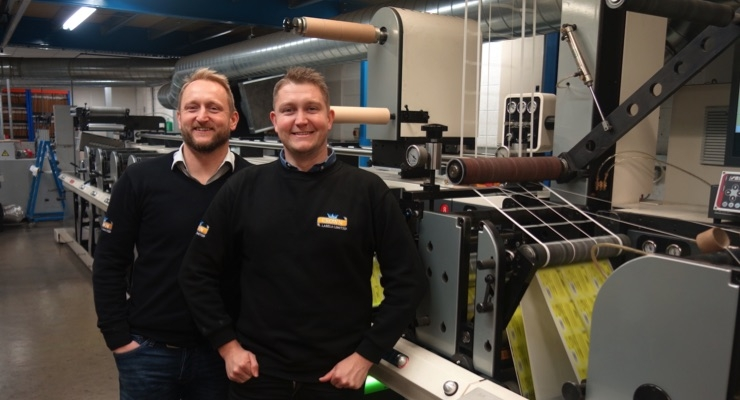 Crown Labels opens new markets with RotoMetrics