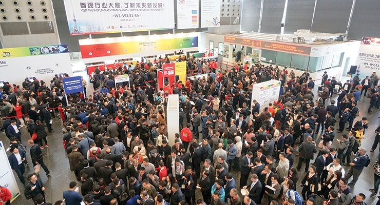 CHINACOAT 2019 Returns to Shanghai