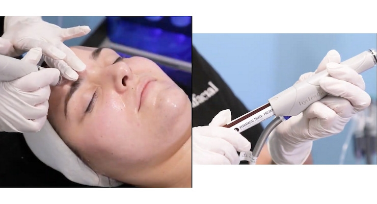 Alastin Skincare Joins Forces with HydraFacial