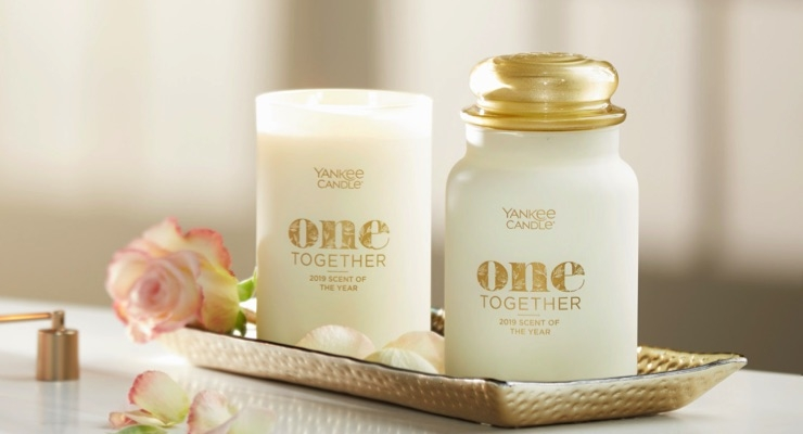 One Together is Yankee Candle