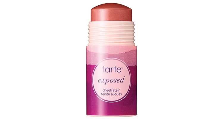 The original cheek stain, in an easy-to-apply push-up tube, propelled tarte to success.