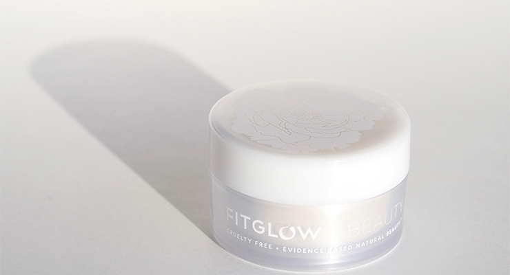 Fitglow Beauty selected Takemoto's eco-friendly, 50ml refillable jar package for its Cloud Ceramide Balm.