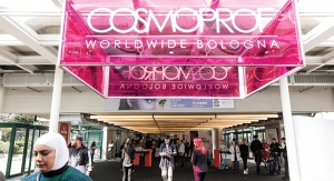 A 'Green' Theme at Cosmoprof Worldwide Bologna