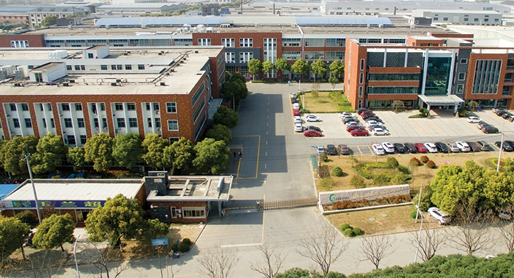 WWP's manufacturing campus located in Taicang, Jiangsu Province, China, is comprised of 1.4-million square feet across four facilities that produce over 300 million units of cosmetic and skincare components annually.
