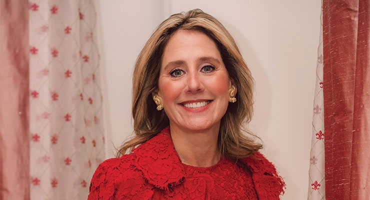 Former top Spanx exec Laurie Ann Goldman takes the reins at Avon.