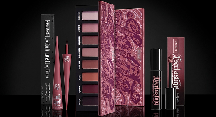 Eye-Popping Packaging for Kat Von D's New Collection