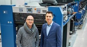 Frischmann Druck und Medien Adds Rapida 106