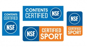 NSF International Unveils Updated Contents Certified & Certified for Sport Certification Marks