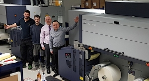 Labmak buys second Durst Tau 330 RSC press