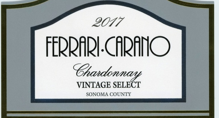 Award-winning wine labels