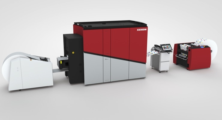 Xeikon Showcases Dry Toner Technology at Hunkeler Innovationdays 2019