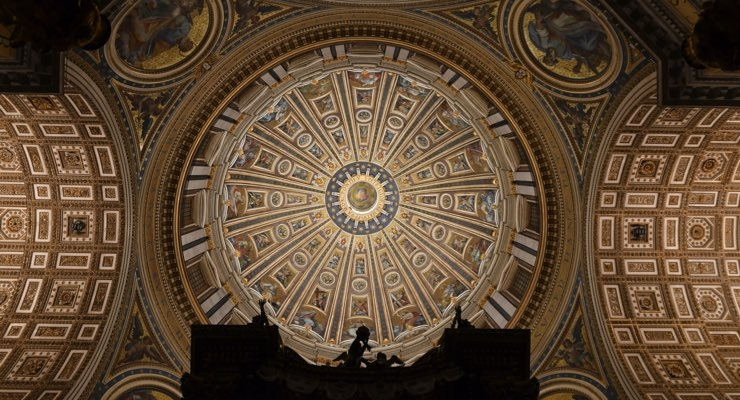 Osram Helps St. Peter's Basilica Shine in a New Light