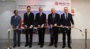 Evonik Opens New Office in Bangladesh