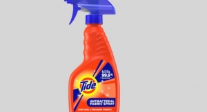 Tide Launches Antibacterial Fabric Spray