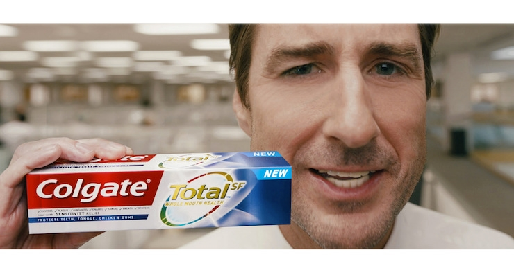 Colgate To Air Its First-Ever Super Bowl Commercial