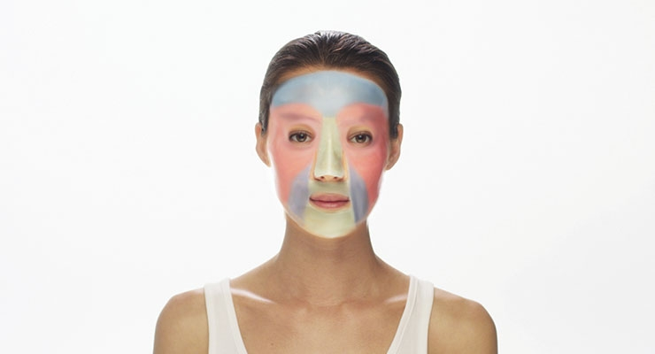 Neutrogena's MaskID, due out later this year, is a personalized, custom-fit 3D-printed sheet mask that delivers specific ingredients based on each user's needs.