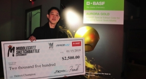 BASF Presents 2019 Detroit Middlecott Sketchbattle Winner