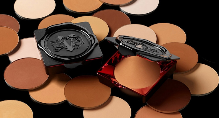 Kat Von D Launches Powder Foundation in a Refillable Compact