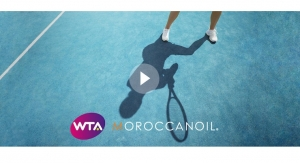 Moroccanoil Partners with WTA To Debut Short Film Series