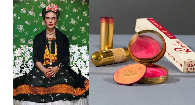 Revlon Sponsors Frida Kahlo Exhibition at the Brooklyn Museum