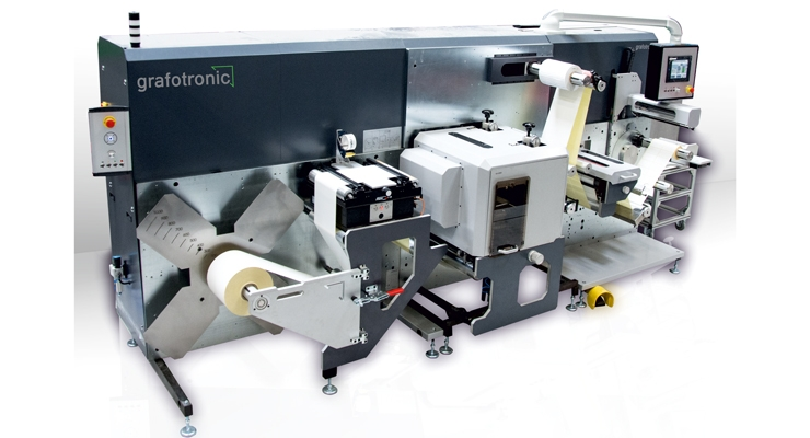 The fully modular DCL2 from Grafotronic