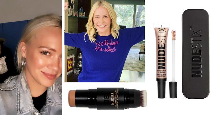 Nudestix Gets Celeb Investors, Hilary Duff and Chelsea Handler