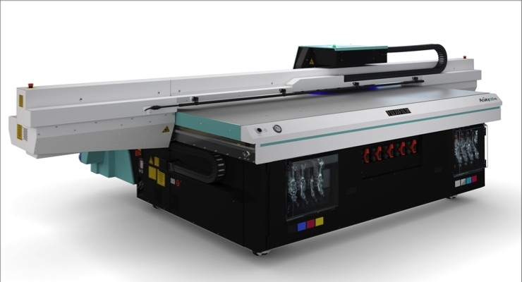 FUJIFILM Launches New Acuity LED 40 Series Flatbed Printers