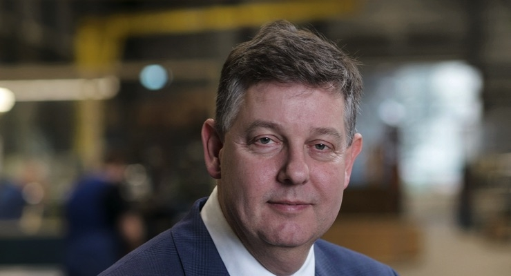 Catching up with Contiweb's new CEO