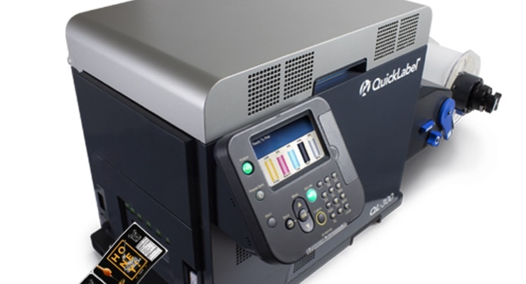 AstroNova launches 5-color, toner-based tabletop label printer