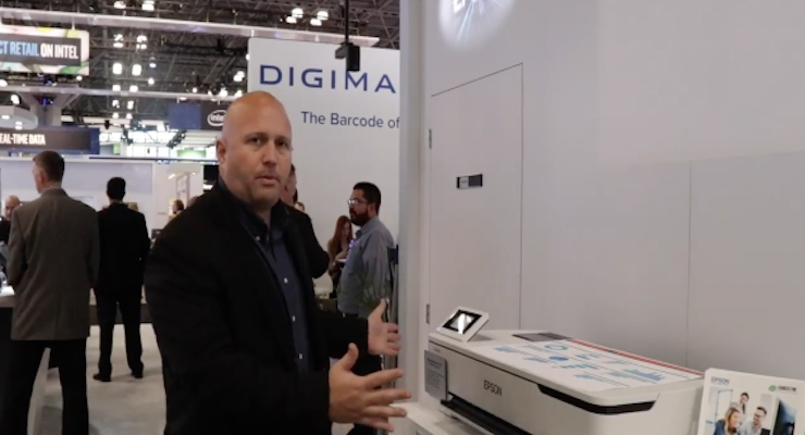 Epson Highlights SureColor T3170 During NRF - Covering the