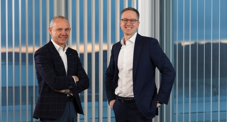 Bühler Appoints Mark Macus as New CFO