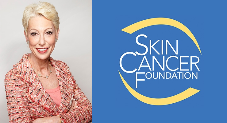 Deborah Sarnoff, MD, president, Skin Cancer Foundation