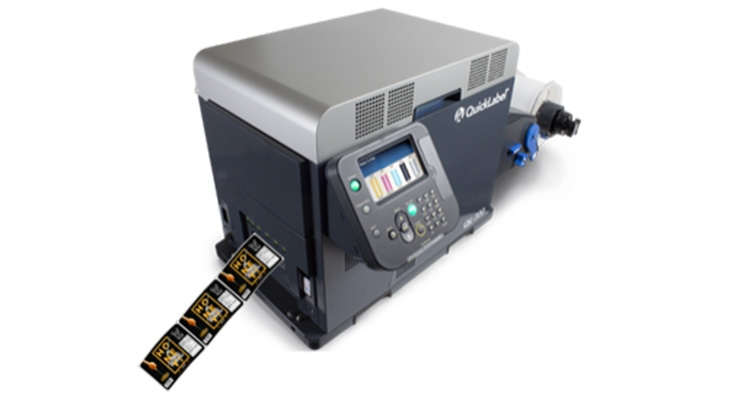 AstroNova Launches First 5-Color, Toner-Based Tabletop Label Printer
