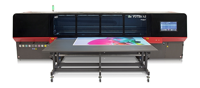 ScreenTech Adds EFI VUTEk h3