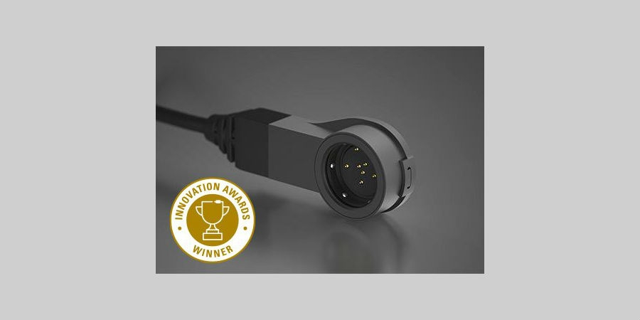The new Fischer Freedom Series connector. Image courtesy of Fischer Connectors.