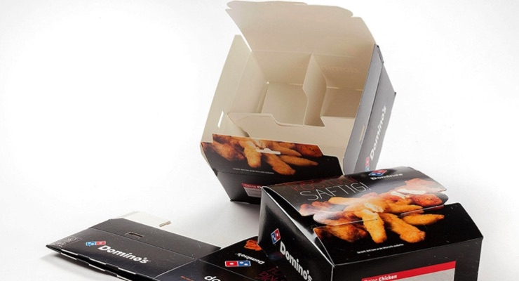 Domino's Chicken Box. Source: AR Packaging