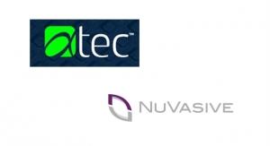 Alphatec Provides Update on NuVasive Patent Lawsuit
