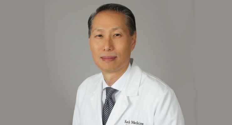 Dr. Jeffrey C. Wang, co-director of the USC Spine Center, NASS President. Image courtesy of Ricardo Carrasco III.